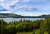 Thursday evening - beautiful overcast day at Flathead Lake north of Polson, Montana. IMG_0086