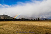 Rainbow over Downing Mountain IMG_1462