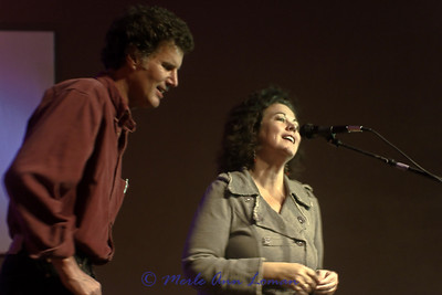 Montana music artist  Ben Bullington with Joanne Gardner performing at   Missoula Winery and Event Center Dec. 10, 2010.