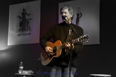Rodney Crowell performing at   Missoula Winery and Event Center Dec. 10, 2010.