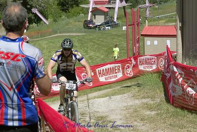 Missoula XC 7-2011 - Men's amatuer race - Mike Giuliani
