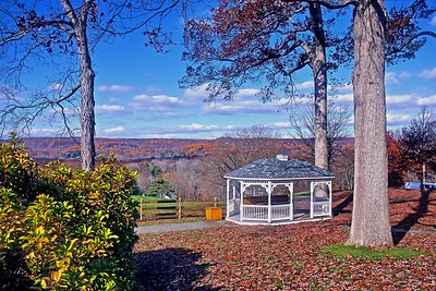 View of Washington Valley From The Grounds of The Seeing Eye