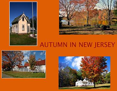 Fall In New Jersey_Fotor