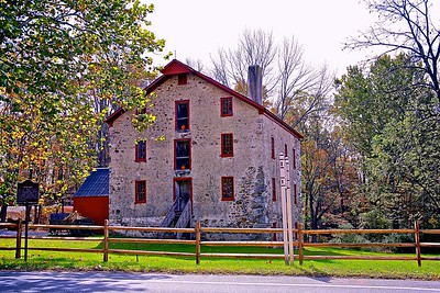 The Ralston Cider Mill