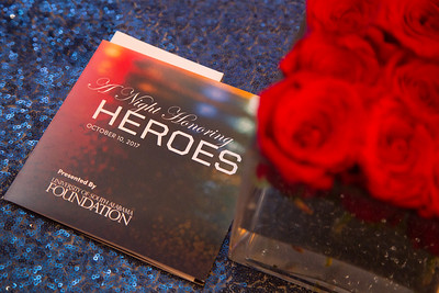 A Night Honoring Heores