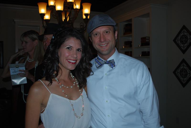 Jill and Daniel Eckert