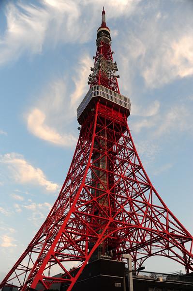 Tokyo's Eiffel Tower