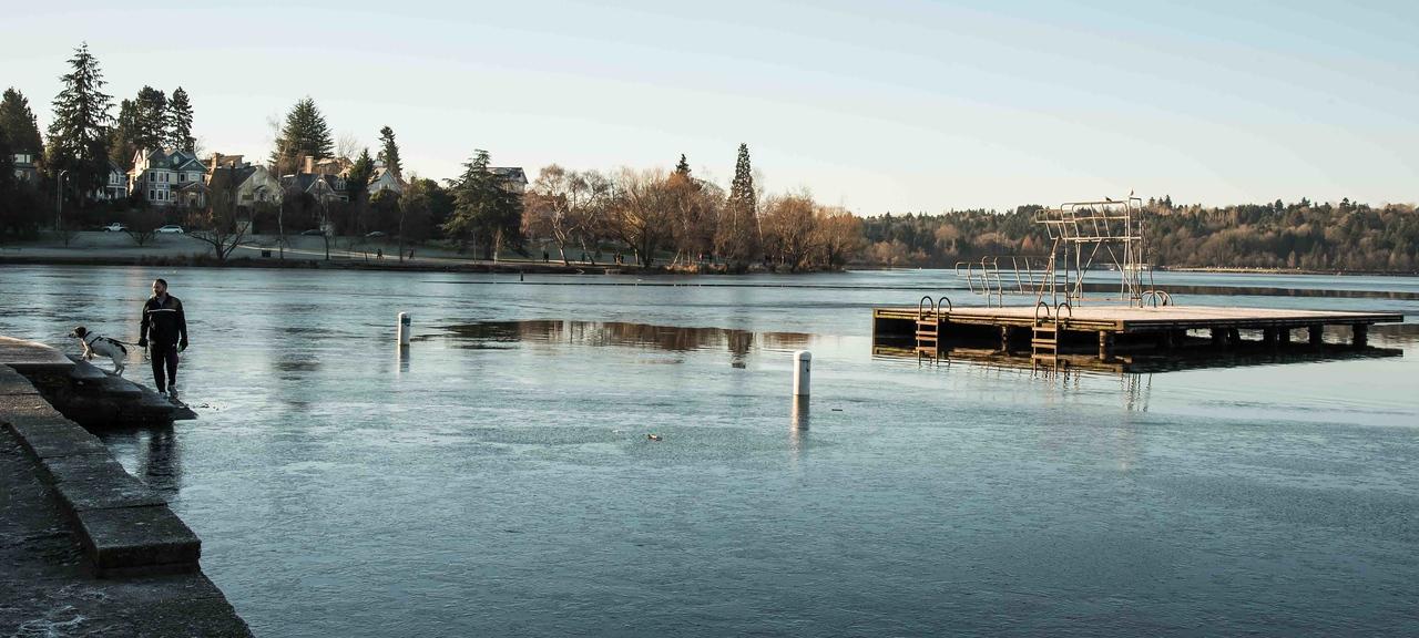 January 2, 2016   Green Lake
