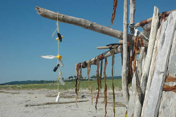 7/31/2011 - Sandy Point Driftwood Hut