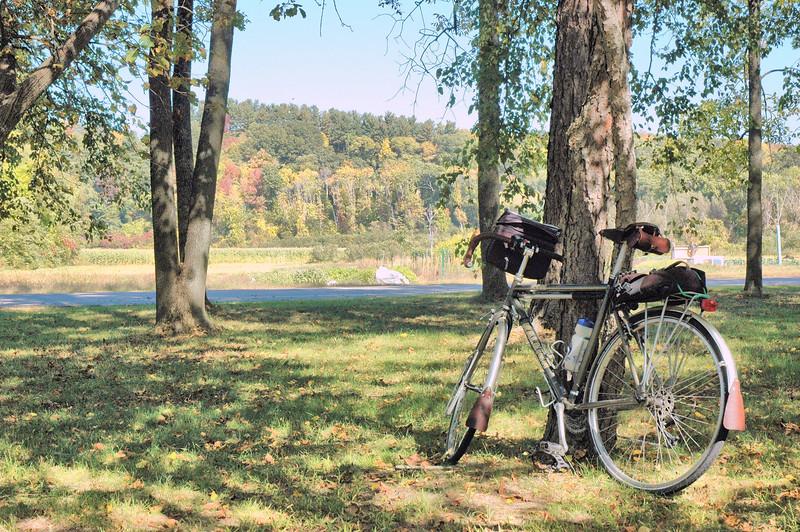 Merrimack River Ride 9/28/2014 - Ferry Park