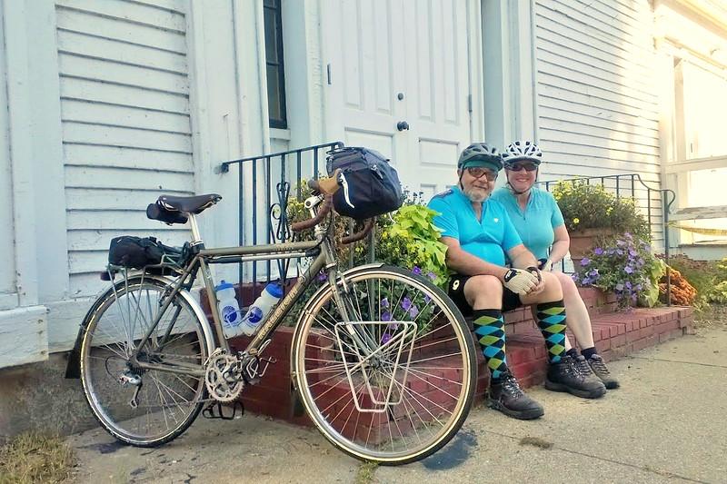 Merrimack River Ride 9/28/2014 - Amesbury