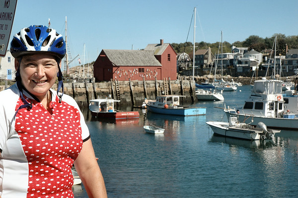 Rockport MA - Debbie and Motif #1
