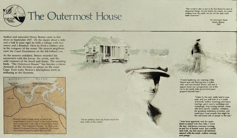 "Eastham, MA - <a href=""http://www.amazon.com/Outermost-House-Year-Great-Beach/dp/080507368X/ref=sr_1_1?ie=UTF8&s=books&qid=1282439821&sr=8-1"" target=""_blank"">The Outermost House</a>"