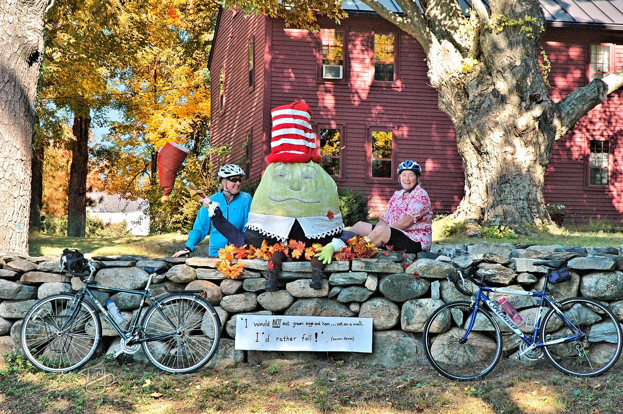 Humpty Dumpty the Green Egg