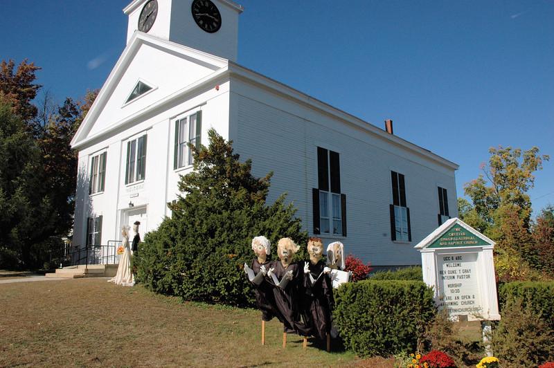 Newlyweds and Choir