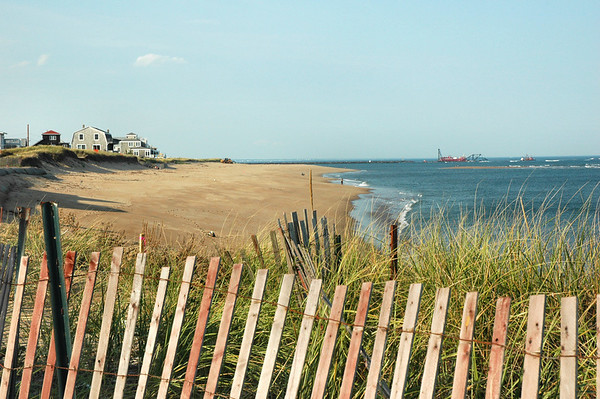 Plum Island - Harbor Dredge