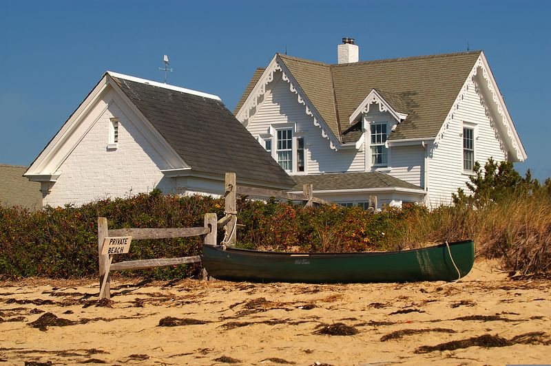Private Beach - Wellfleet