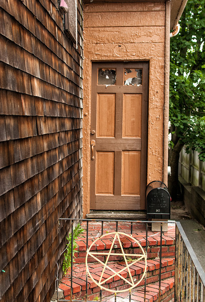 Another of the nooks, crannies and alleyways of P'town.