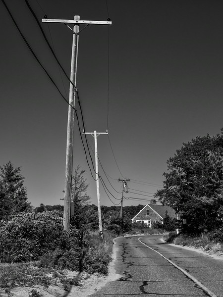Eastham Country Road
