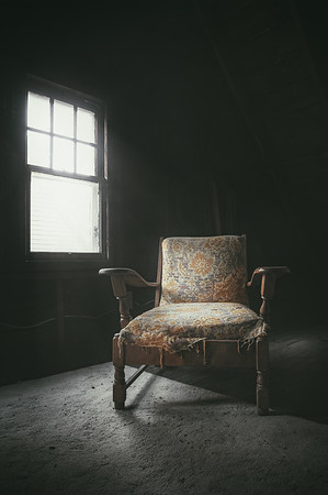 The Armchair in the Attic