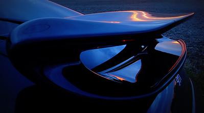 911 Aero Sunset