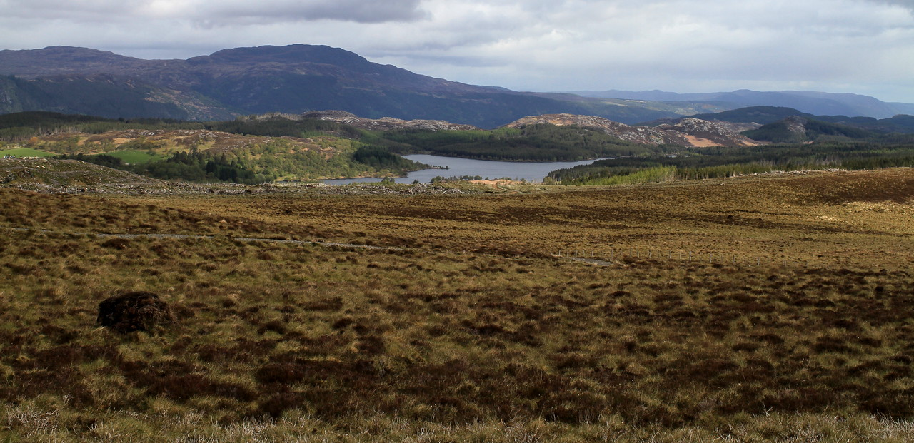 Views from Suidhe Viewpoint