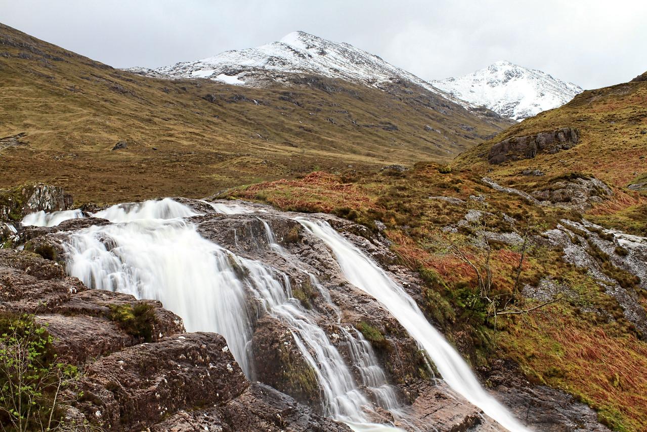Short stop at the waterfalls