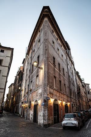 2018, Rome