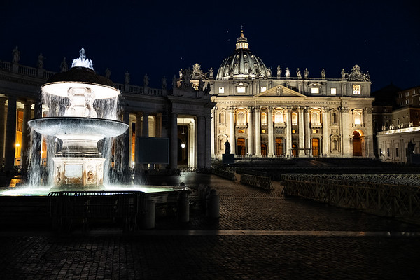 2018, Rome, St. Peter's Square