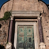 2018, Rome, Roman Forum, Curia Julia