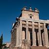 2018, Rome, Roman Forum, Temple of Vesta