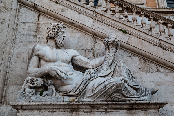 2018, Rome, Capitoline Hill