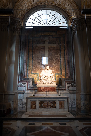 2018, Rome, St. Peter's Basilica, Pieta