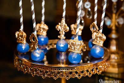 A Royal Baby Shower by Grace Events Decor