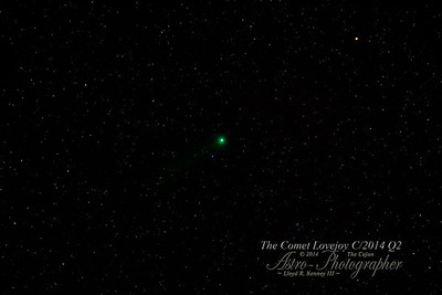 The Comet Lovejoy - C/2014 Q2