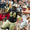 Please go to the PURDUE FOOTBALL gallery to see all of these photographs - Boston College Eagles at Purdue University Boilermakers - Saturday, September 22, 2019