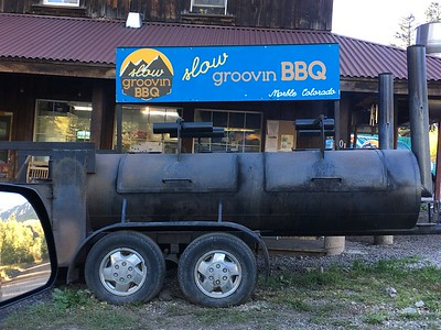 Slow Groovin' BBQ rated as one of the best in Colorado