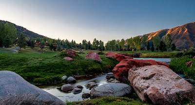 The 18th at Roaring Fork