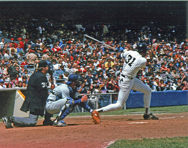 Dave Winfield; New York City