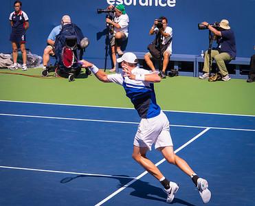 John Isner, US Open