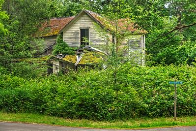 Old Latourell House
