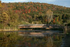 """End of the Cove""<br />   Rocky Gap State Park, Maryland"