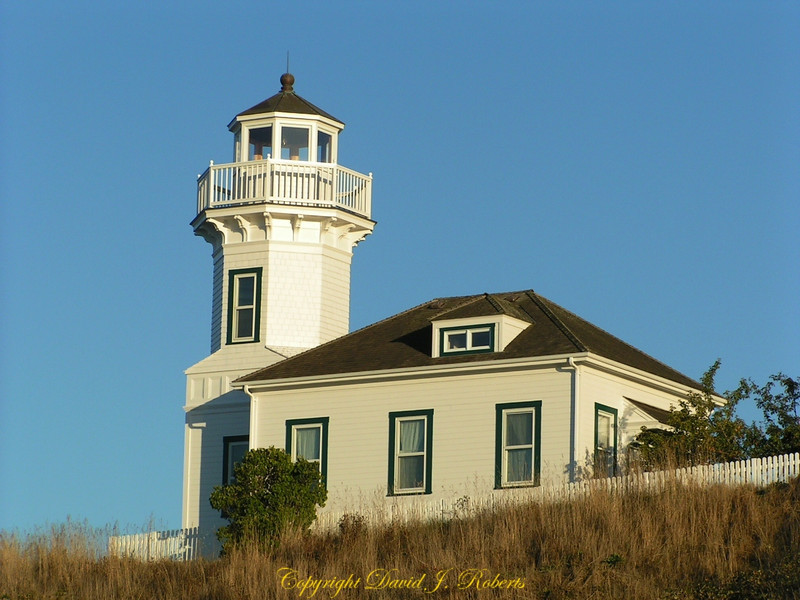 Port Townsend Washington Lighthouse