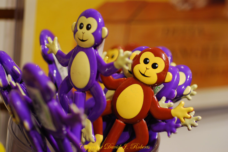 Monkey Pens