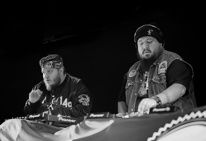 A Tribe Called Red at Bottom Lounge Chicago