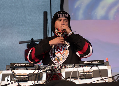 A Tribe Called Red | Phillips Backyard Weekender 2016 | Victoria BC