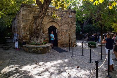 2014, Turkey, Mt. Koressos, House of the Virgin Mary