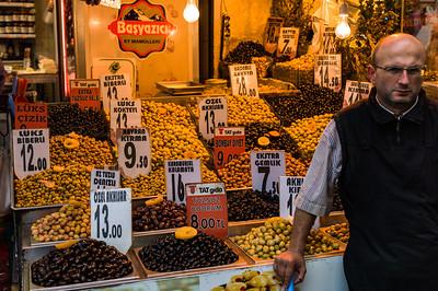 2014, Turkey, Istanbul, Spice Bazaar