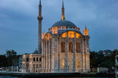 2014, Turkey, Istanbul, Ortaköy Mosque