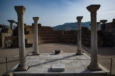 2014, Turkey, Ephesus, Basilica Of Saint John